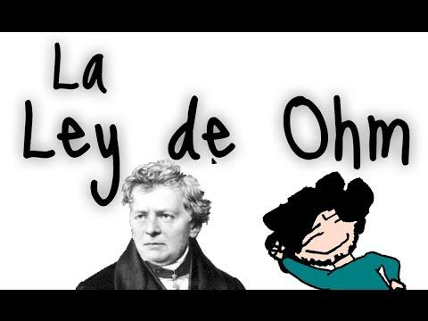La Ley de Ohm #CharlyExplica