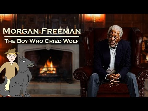 Morgan Freeman Bedtime Story | The Boy Who Cried Wolf