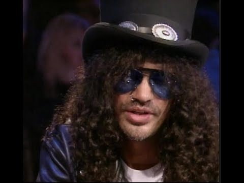 Slash Talks About Why He Quit Guns N' Roses!