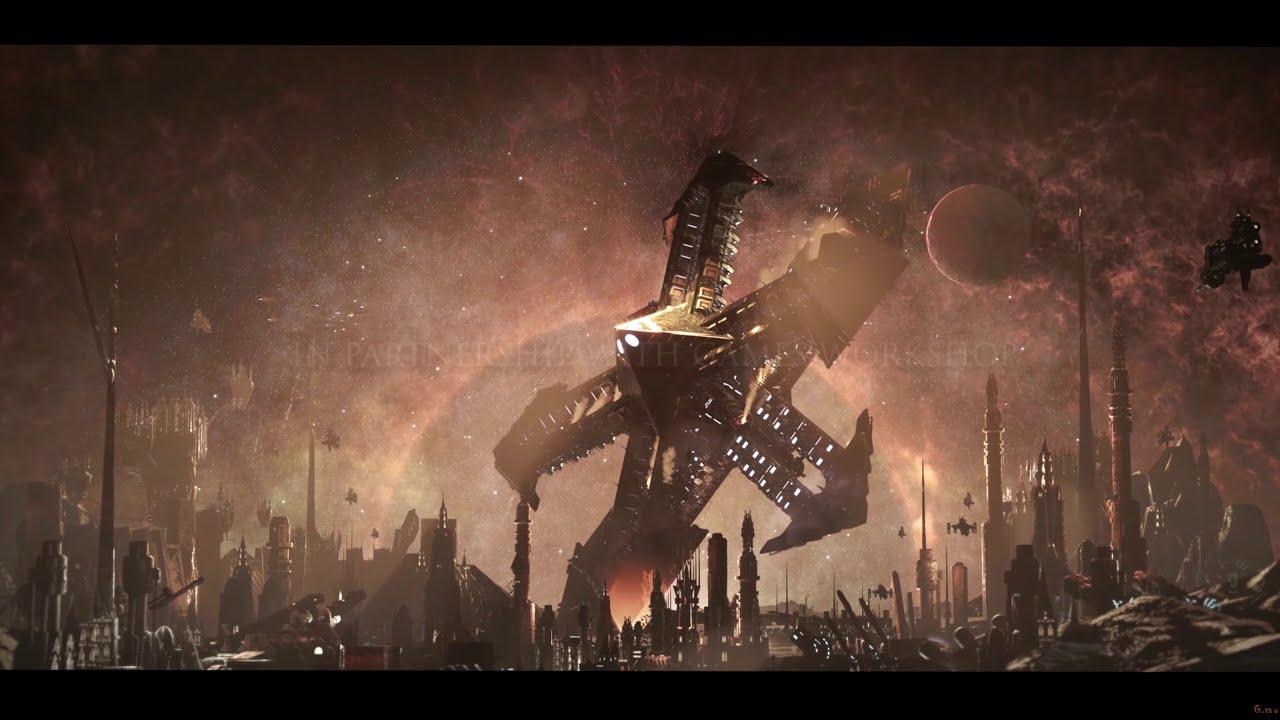 Download Battlefleet Gothic Armada 2 All Cutscenes (Game Movie) Imperium 4K