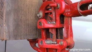 How To Build A Treehouse   19 Wranglerstar
