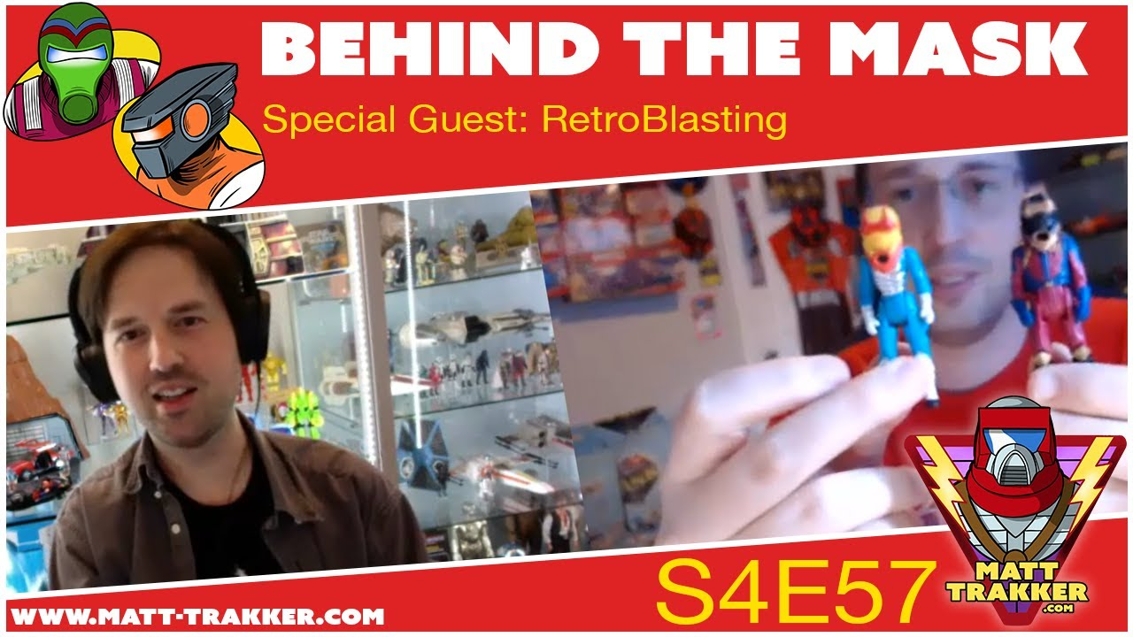 Special Guest: RetroBlasting - S4E57