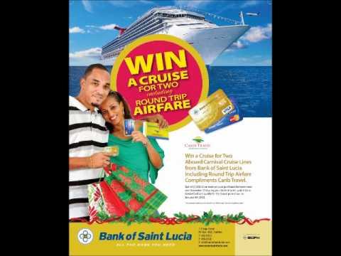Bank Of Saint Lucia Christmas Cruising Radio Advertisement