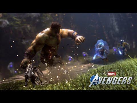 Marvel's Avengers: BETA Trailer