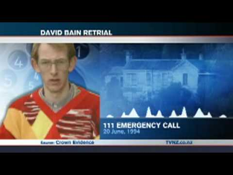 David Bain's 111 call broadcast in full ..