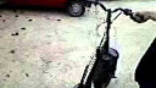 trotinette avec moteur de scoot