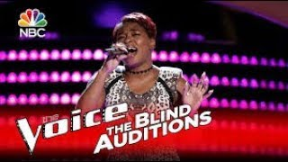 Ali Caldwell - Dangerous Woman (The Blind Audition 2016)