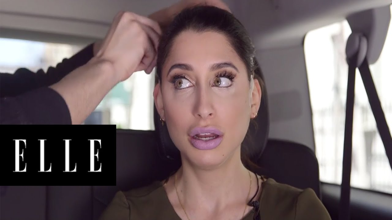 Fabulous How to Use Face Lift Tape | Back Seat Face Beat | ELLE - YouTube #NN91