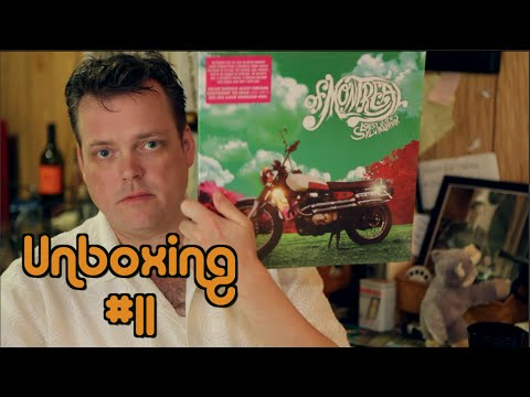 Of Montreal Vinyl -- Unboxing #11 (Welcome To The Basement)