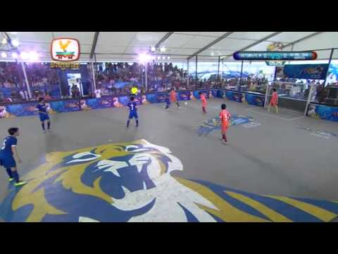 Tiger Street Football Cambodia 2015 Finals (05.04.2015)