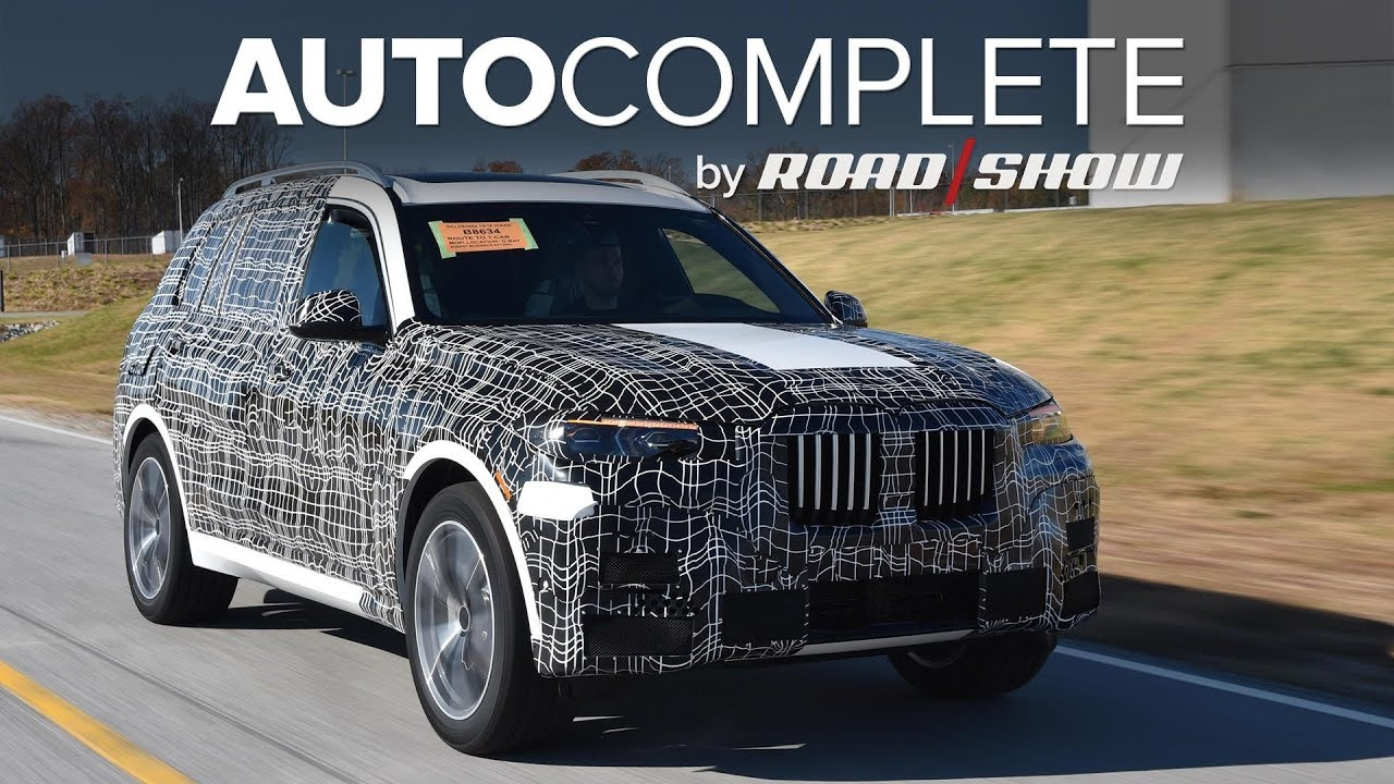 AutoComplete: BMW X7 gets one step closer to dealerships