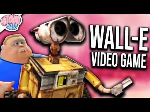 The Weird Wall-E Video Game For PC
