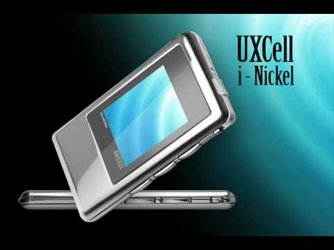 UXCell MP4 Player (I-Nickel)