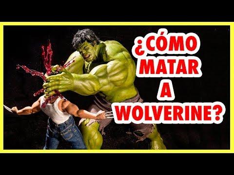 10 Formas De Acabar Con Wolverine ¿Creías que Wolverine era inmortal?