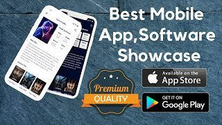 Best Mobile App, Software Showcase and Landing Page WordPress Themes