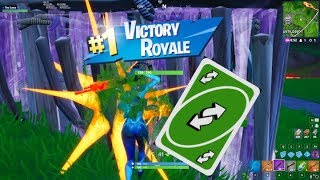 Uno Reverse Card [Fortnite Edition] [No u]