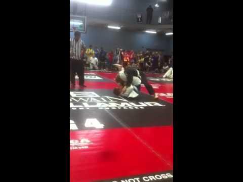 Taylor Bright Memphis Judo and Jiu Jitsu