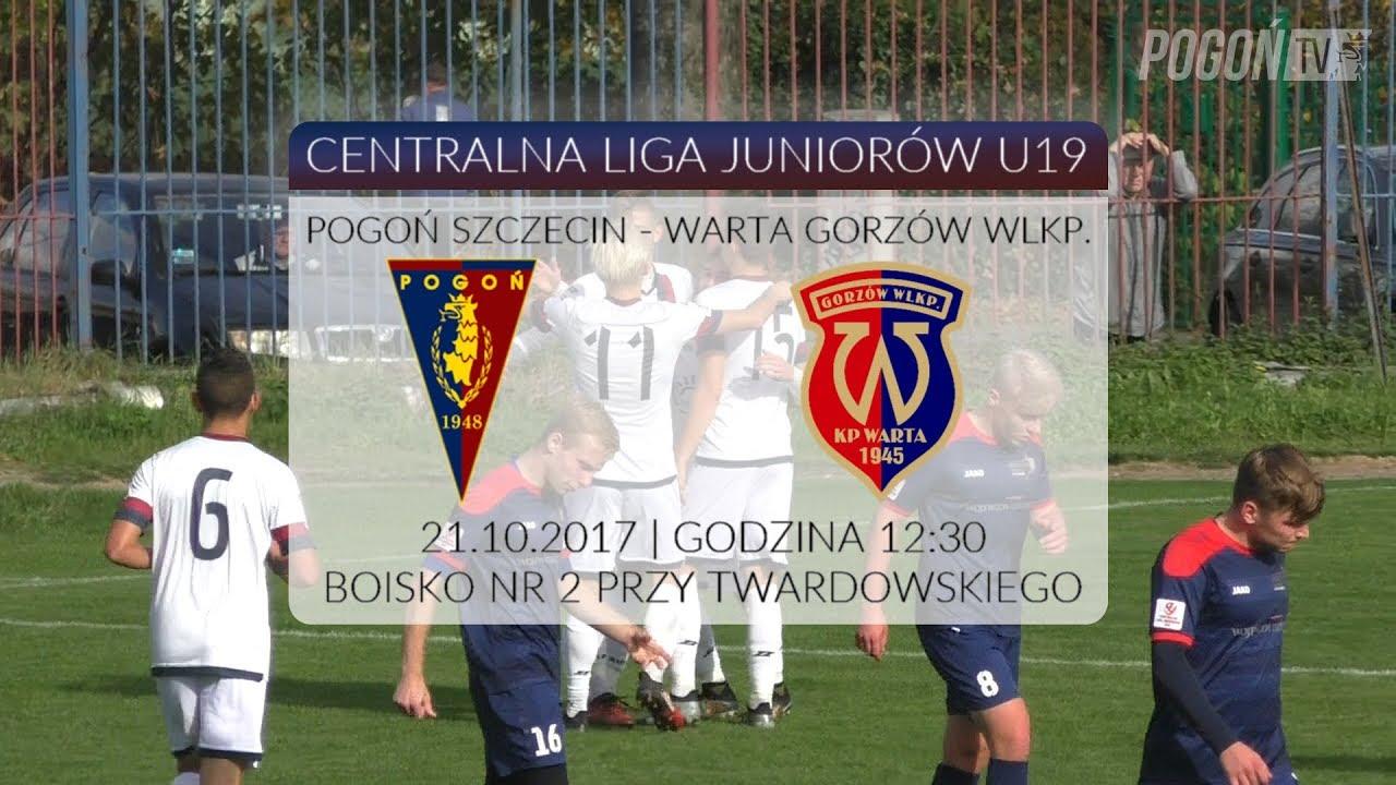 CLJ U19: Pogoń Szczecin – Warta Gorzów Wlkp. 5:0 (2:0)