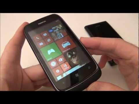 Nokia Lumia 610 con Windows Phone 7.8