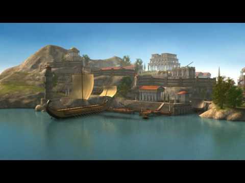 Видео New Grepolis Trailer (English)