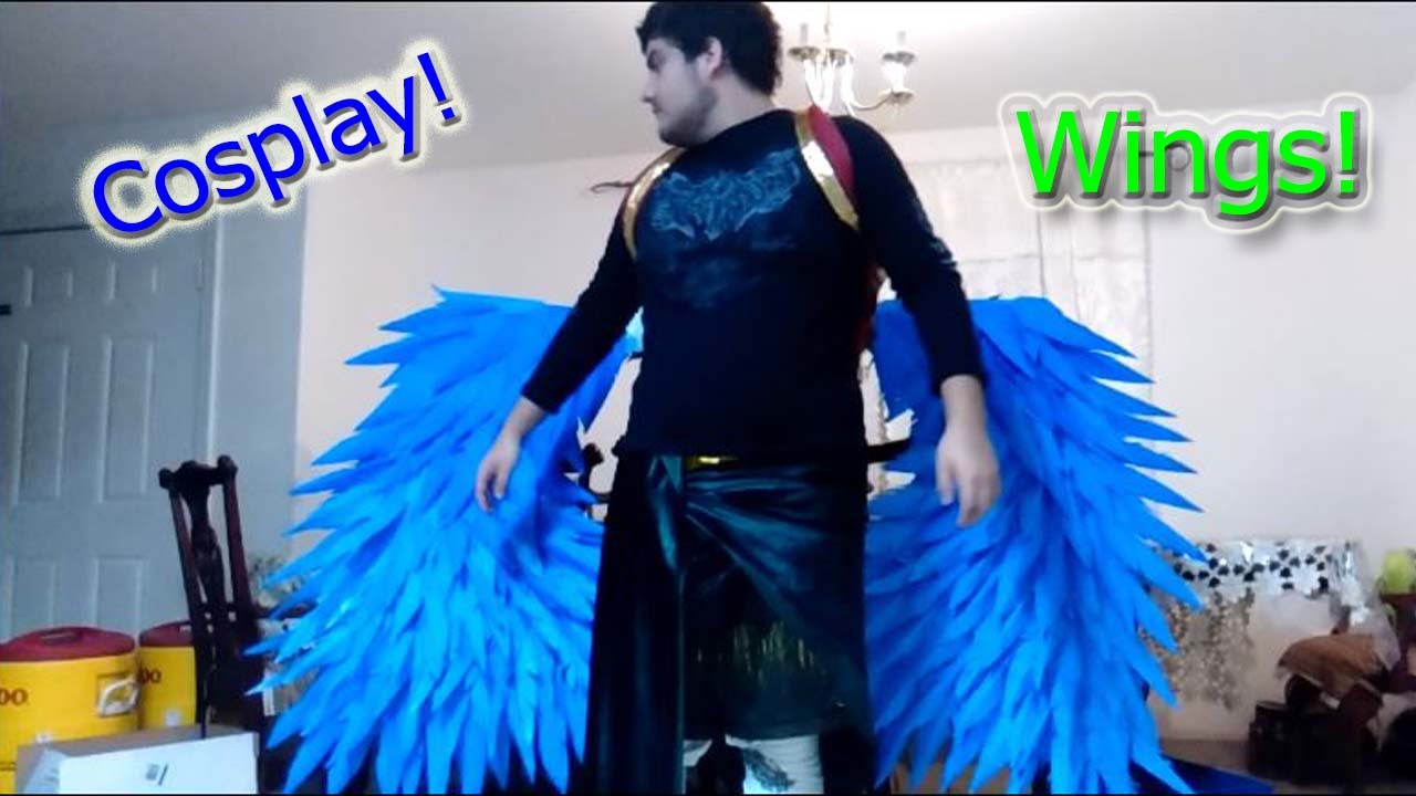 Cheap Cosplay Guy Creates More Low-Cost Costumes From