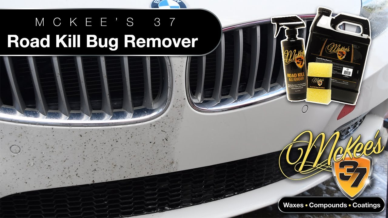 remove bugs & seal with hydro blue sio2 coating