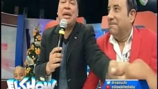 El Pacha llega al Show Del Mediodía y le manda fuego a Alvarito Arvelo