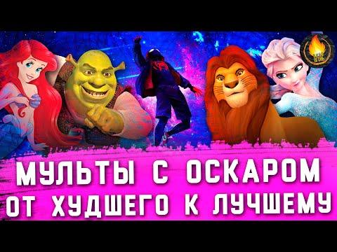 Оскар на лучший мультфильм