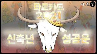 [타로점] 2021 신축년 성공운 타로점. 양자택일.
