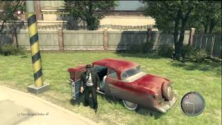 Mafia II [2] Walkthrough: Chapter 9 - Part  1 (PS3/Xbox 360/PC) [HD]