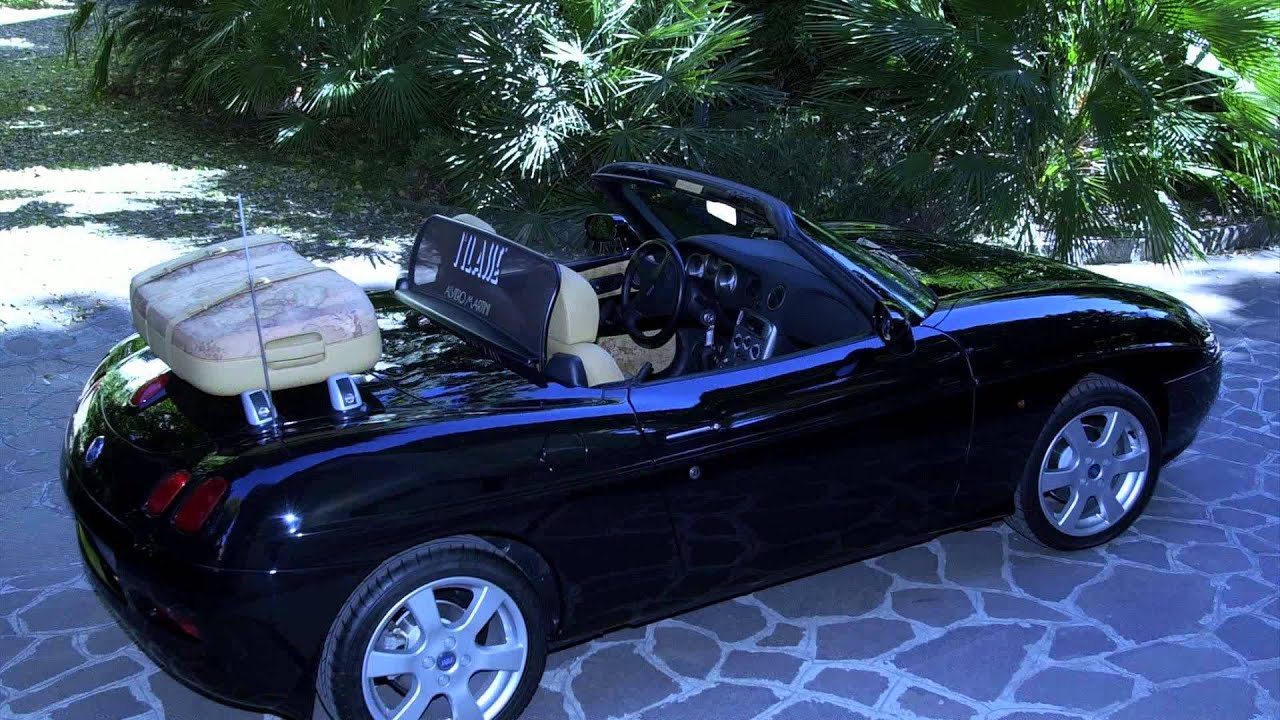2003 fiat barchetta youtube. Black Bedroom Furniture Sets. Home Design Ideas