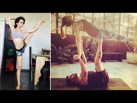 International Yoga Day: Bollywood celebs and their love for Yoga Mp3
