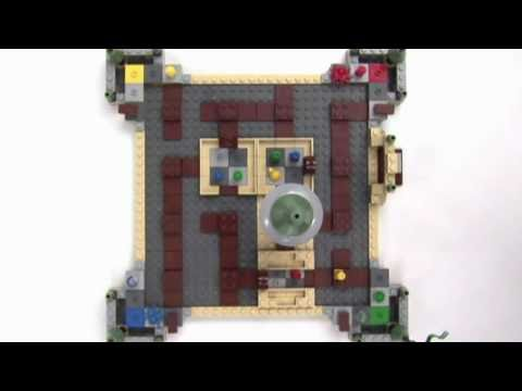 LEGO Harry Potter Hogwarts For Toys R Us And LEGO