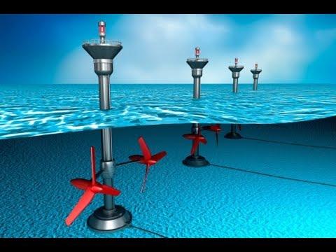 Tidal Energy ✔