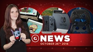 Nintendo To Ship 2 Million 'Switch's & PS4's New Controllers! - GS Daily News