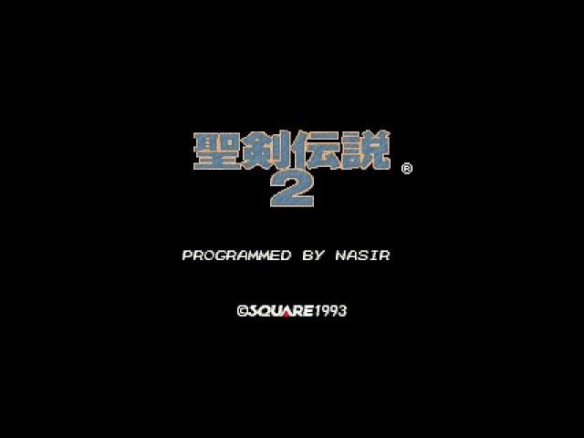 ニンテンドークラシックミニ スーパーファミコン】聖剣伝説2
