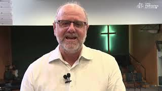 Diário de um Pastor com o Reverendo Juarez Marcondes Filho - João 25:14, 30/11/2020.