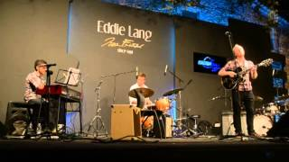 "Bjorn Solli Trio @ Eddie Lang Jazz Festival 2012 -""Without a Song"""