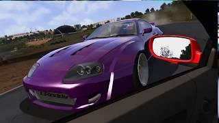 'Assetto Corsa' LIVE /VR TANDEM ACTION/ Semi-Pro SIM Drifter/ G27 w/mod handbrake