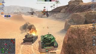 VK 72.01 (K) 7431DMG 2Kills | World of Tanks Blitz | Kudjung