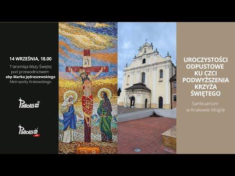 Uroczystości ku czci Podwyższenia Krzyża Świętego (14 września 2020)