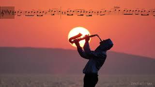 Dance Monkey (Saxophone Cover & Sheet Music for Sax Alto)