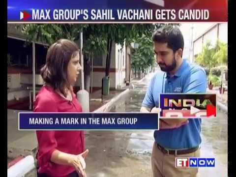 Factory Visit With Sahil Vachani Of Max Group | India Inc 2.
