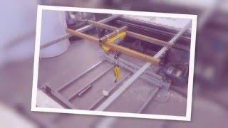 Оборудование для квестов. Изготовление опускающегося потолка для квест-комнат(, 2016-04-10T12:42:07.000Z)