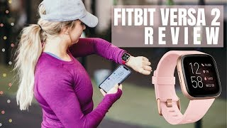 FITBIT VERSA 2 REVIEW - Worth The Upgrade?