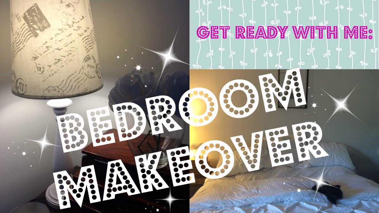 Get Ready With Me | Bedroom Décor, Annau0027s Linens, Eiffel Tower   YouTube