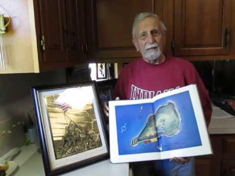 Bart Coricelli, World War II Marine Corps veteran