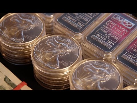 Investing in Silver and Gold - A Challenge for Silver and Gold Stackers