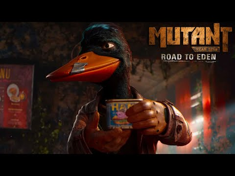 EVERYBODY MEET BORMIN AND DUX | MUTANT: ROAD TO EDEN