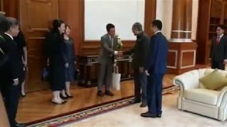 Jack Ma jumpa PM